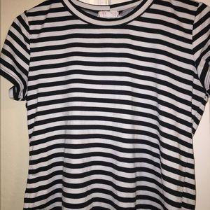 Tops - Agaci Striped Shirt